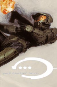 Copertina Halo graphic novel