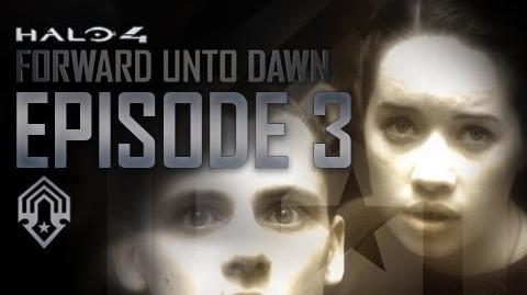 EhmPehOh/3. Episode von Halo 4: Forward Unto Dawn veröffentlicht