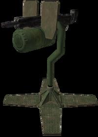 Ametralladora fija H2