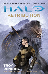 Halo Retribution cover