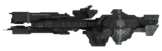 UNSC Fragata Savannah 001