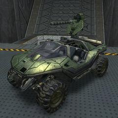 Warthog Gauss in Halo 2
