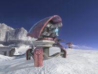 Snowbound Detector