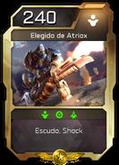 Blitz - Desterrados - Atriox - Unidad - Elejido de Atriox