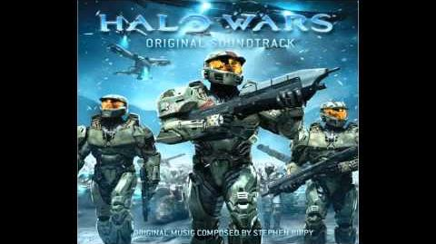 Halo Wars OST 18 One Problem at a Time