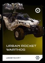 REQ Card - Urban Rocket Warthog
