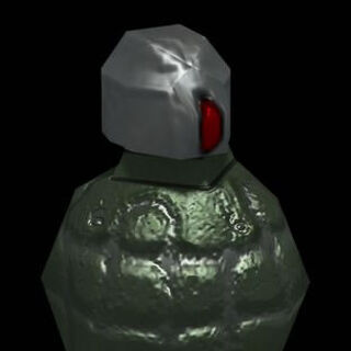 La granata in Halo 2