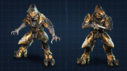 Sangheili Warrior h4