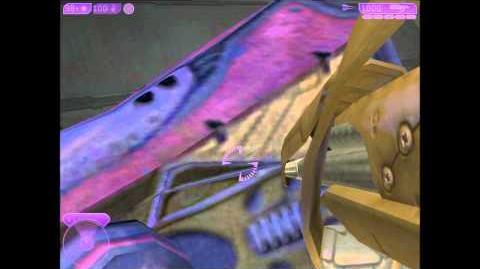 Guía de craneos de Halo 2 -Craneo 11 Ghost-