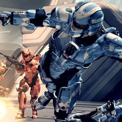 Ein Screenshot aus den Kriegsspielen