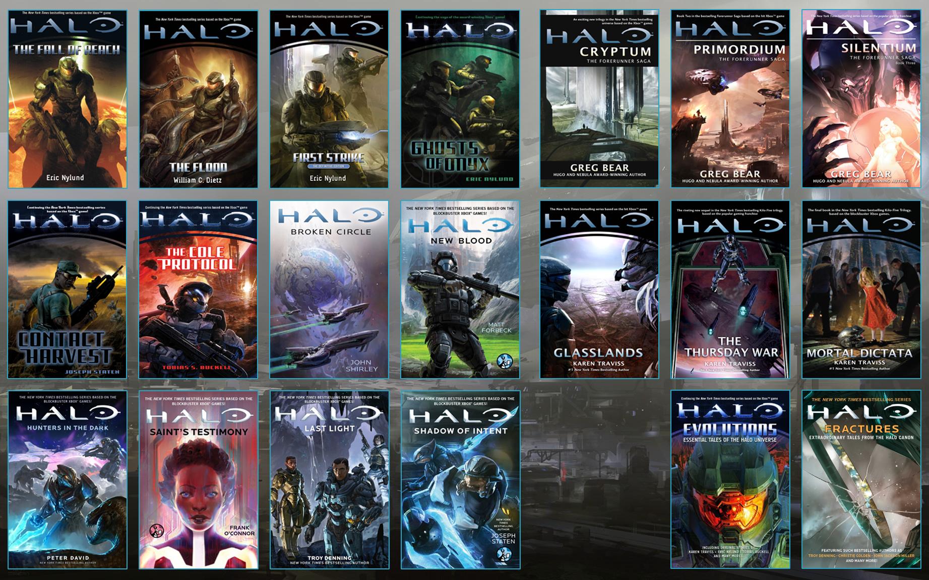 Categorybooks Halo Nation Fandom Powered By Wikia