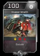 Blitz - Desterrado - Pavium - Unidad - Invasor Wraith