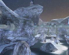 Halo Combat Evolved-Ice Fields