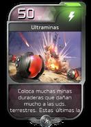 Blitz - Desterrado - Pavium - Poder - Ultraminas