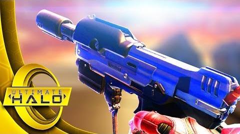 CUSTOM WEAPONS TUTORIAL - Halo 5 Guardians