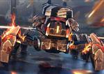 HW2 Blitz Enduring Blisterback