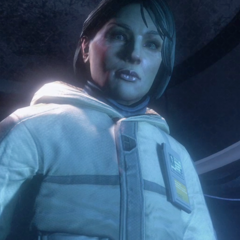Halsey in Halo:Reach
