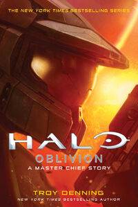Halo Oblivion Portada