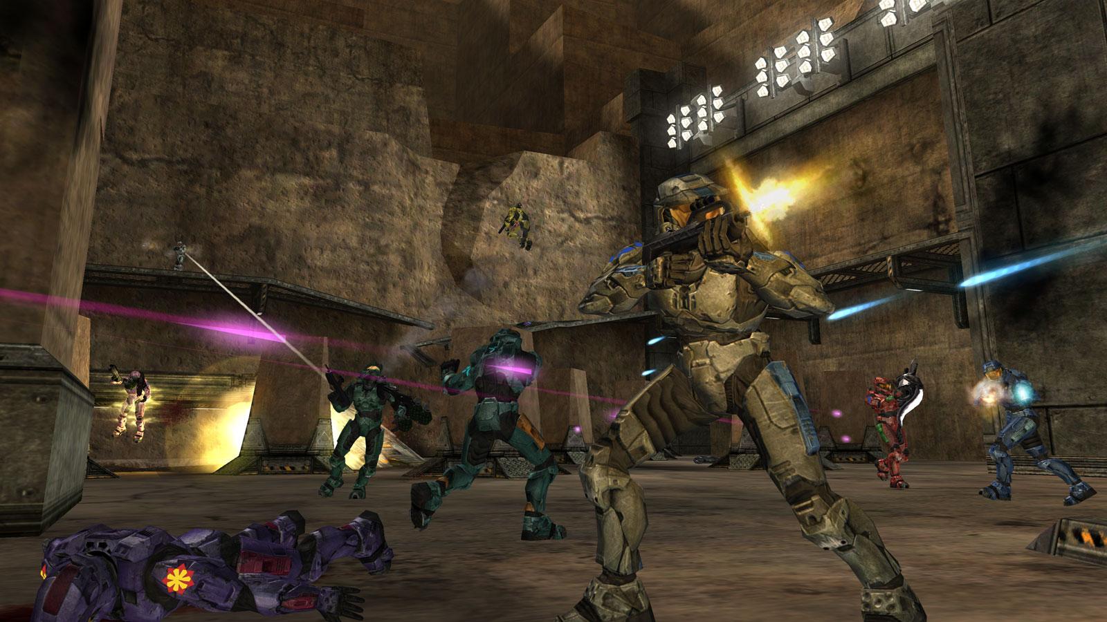 Halo 3 matchmaking offline