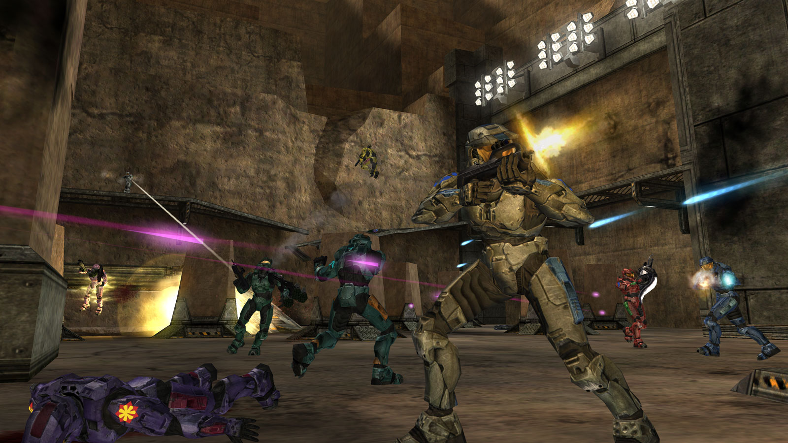 best matchmaking halo reach firefight maps with vehicles