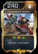 Blitz - UNSC - Comandante Jerome - Unidad - Comandante Jerome