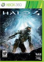 Halo4 Portada