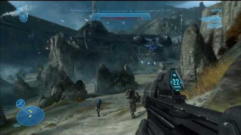 Halo: Reach E3 Campaign Demo | Halo Alpha | FANDOM powered