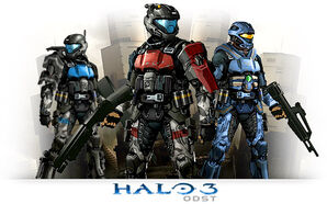 USER Halo 3 Fan Art