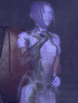 Cortana Halo 2