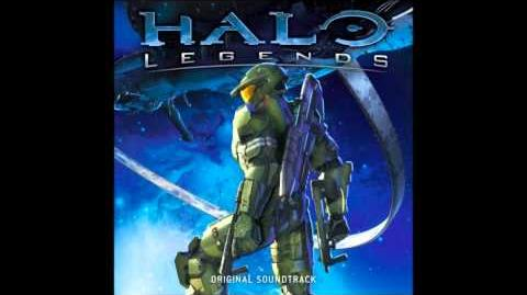 Halo Legends OST - Sacred Icon Suite (II)