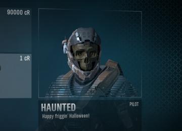 Image - Haunted helmet jpg   Halo Alpha   FANDOM powered by Wikia