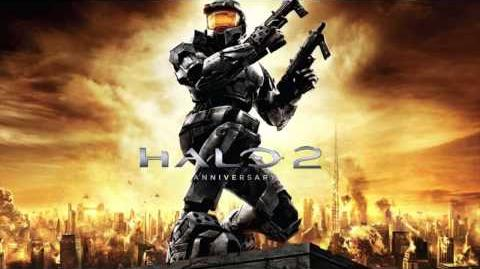 Halo 2 Anniversary OST - Cracked Legend