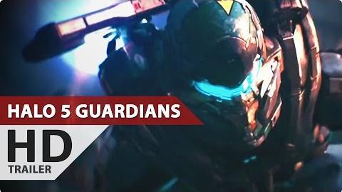 HALO 5 GUARDIANS Spartan Locke Trailer (GameStop Pre-Order Bonus) 1080p HD 2015