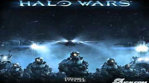 Halo Wars - Soundtrack - Put the Lady Down HQ