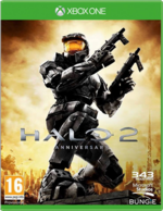 Halo 2 anniversary BoxArt