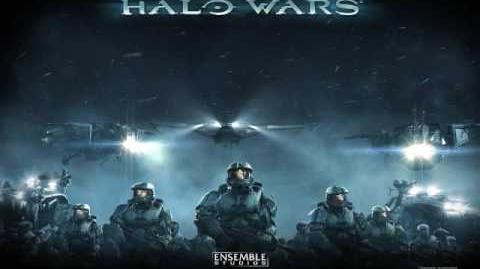 Halo Wars OST - Rescued or Not