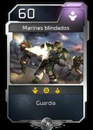 Blitz - UNSC - Profesora Anders - Unidad - Marines blindados
