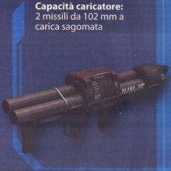 M41 sul manuale di Halo 3