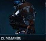 Commando Shoulder