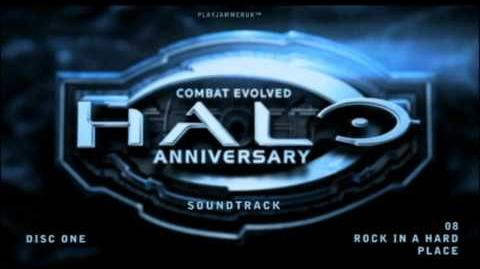 Halo Anniversary Soundtrack - Disc One - 08 - Rock In A Hard Place