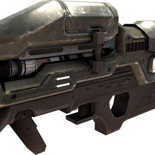 Der Spartan Laser aus Halo 3