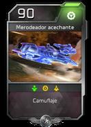 Blitz - Desterrados - Maestro de Nave - Unidad - Merodeador acechante