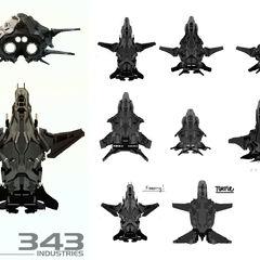 Frühe Konzepte des F-41