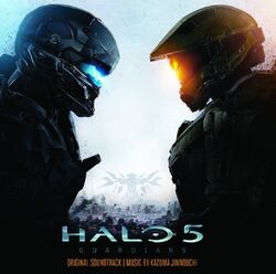 Halo 5 Guardians Original Soundtrack