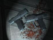 3 M6G pistola