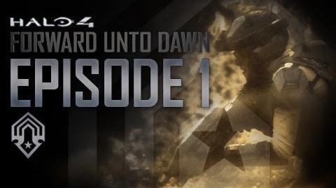 D93/Erste Episode der Halo 4: Forward Unto Dawn- Reihe erschienen.