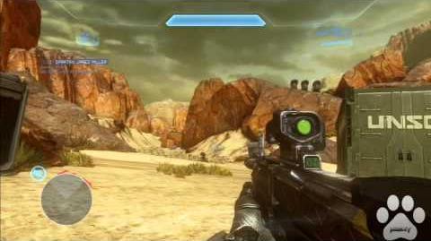 Halo 4 - easter eggs (huevos de pascua) 5 Spartan Ops Bola Rapida-0
