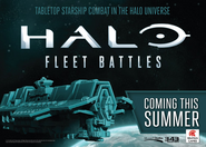 Halo Fleet Battles promo