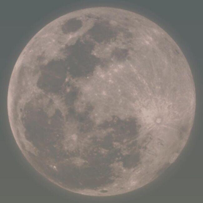 Cara en la Luna de Standoff