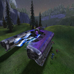Spirit in Halo: Combat Evolved